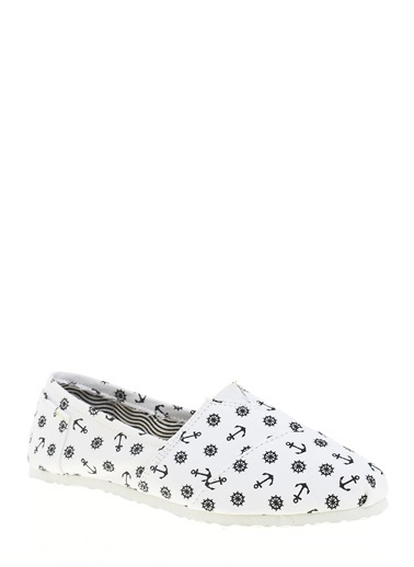 Let'z Sneakers Beyaz